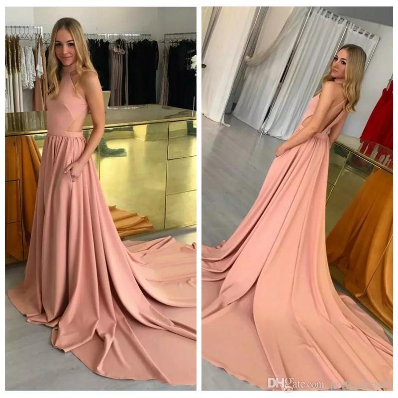 Vestidos de fiesta largos de moda 202019