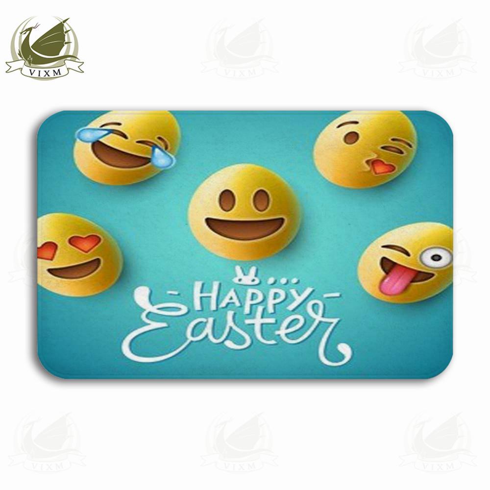 Großhandel Vixm Frohe Ostern Poster Ostereier Mit Niedlichen Lächeln