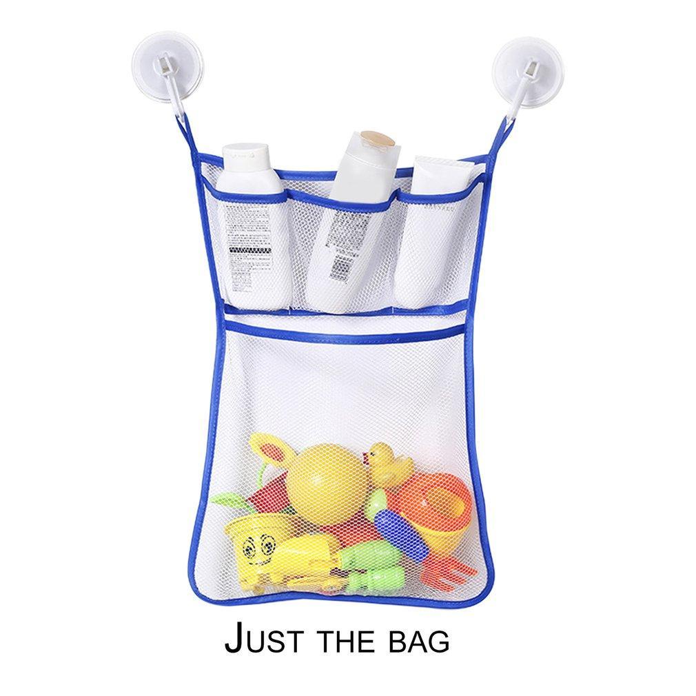 2018 Bathroom Sundries Hanging Storage Bag Mesh Net Kids Baby Toys  Organizer Bag From Egomarketjj, $2.51 | Dhgate.Com
