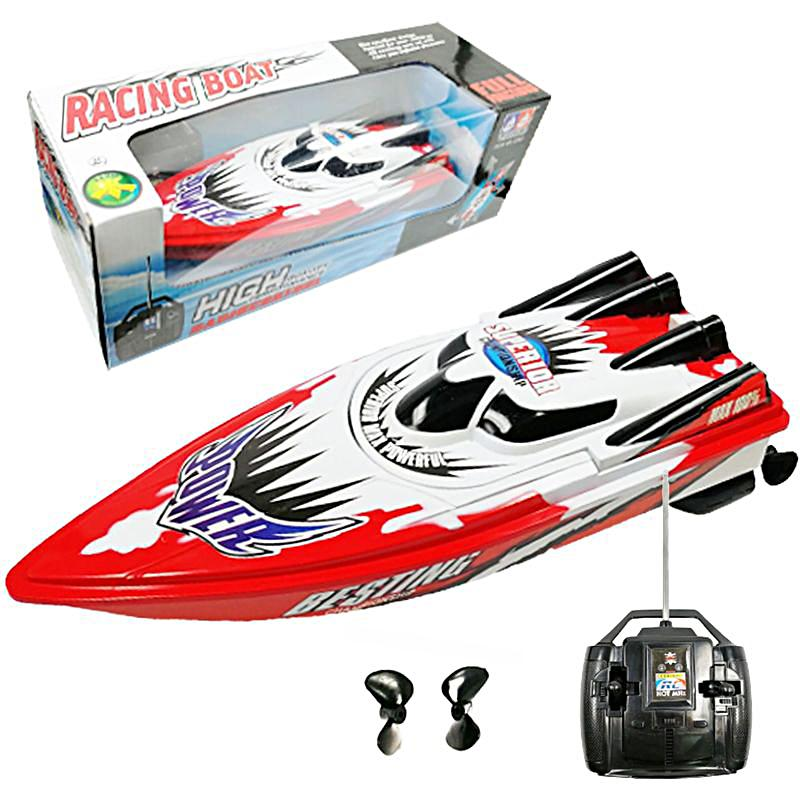 High Speed Yacht Remote Control Toys Rc Racing Boats Ship Model Boat