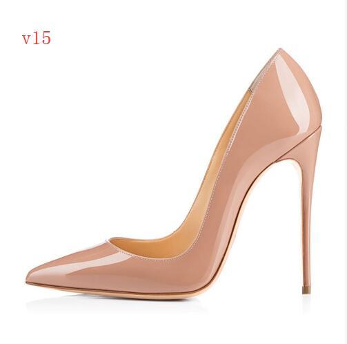327ee90685a0 Luxury Brand Designers Shoes Woman Extreme High Heels Pumps So Kate 12CM Women  Shoes Pointed Toe Wedding Pumps Bride Black Nude Ladies Shoes Mens Chelsea  ...