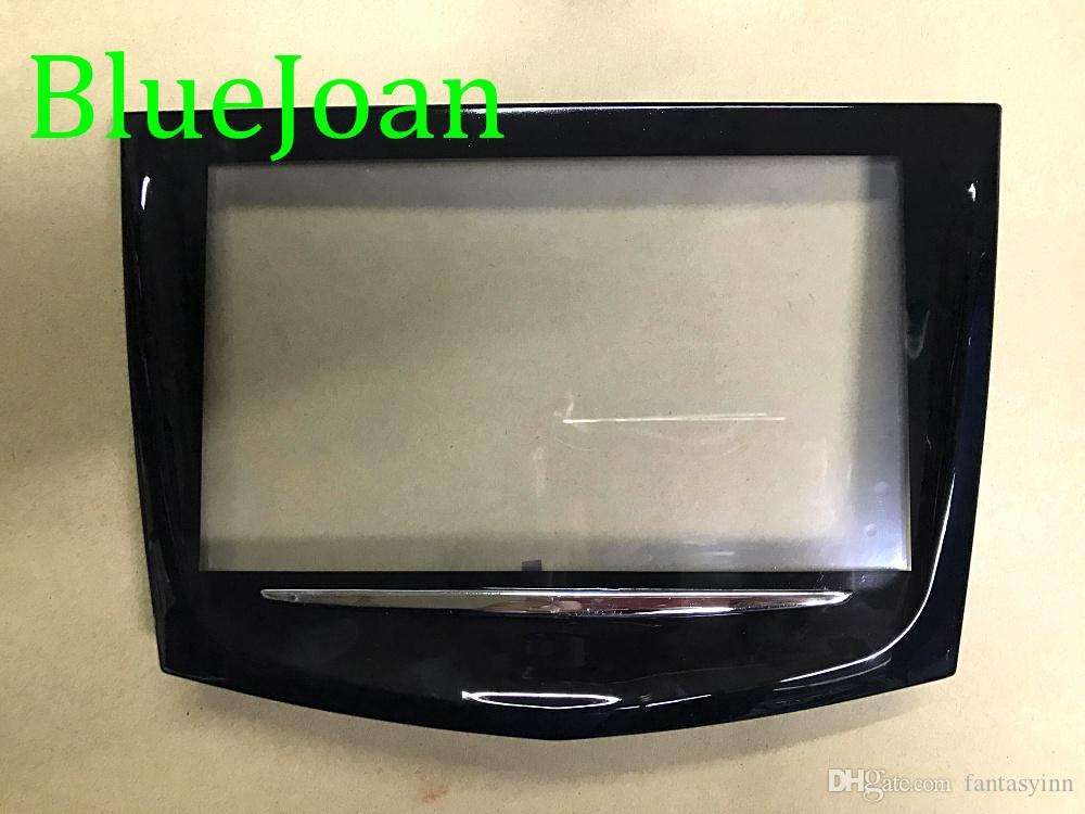 100% nuovo originale OEM touch screen di fabbrica auto Cadillac DVD GPS display LCD CUE touch display digitizer