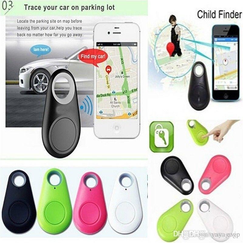 smart bluetooth tracer gps locator tag alarm wallet key pet dog