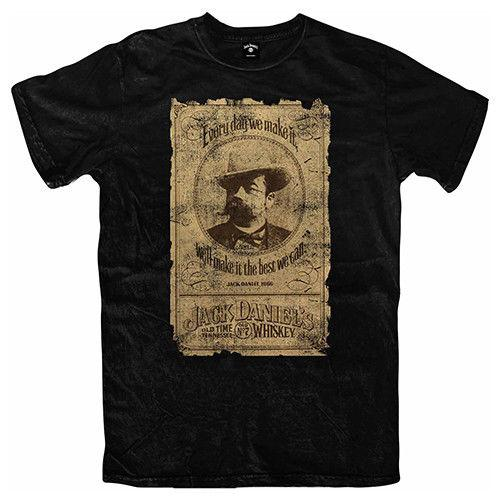 748742282 Jack Daniels Men'S Vintage Black T SHIRT Size: S, M, L, XL, 2XL, 3XL GIFT  Irish T Shirts Art T Shirts From Offworlddesigns, $11.01| DHgate.Com