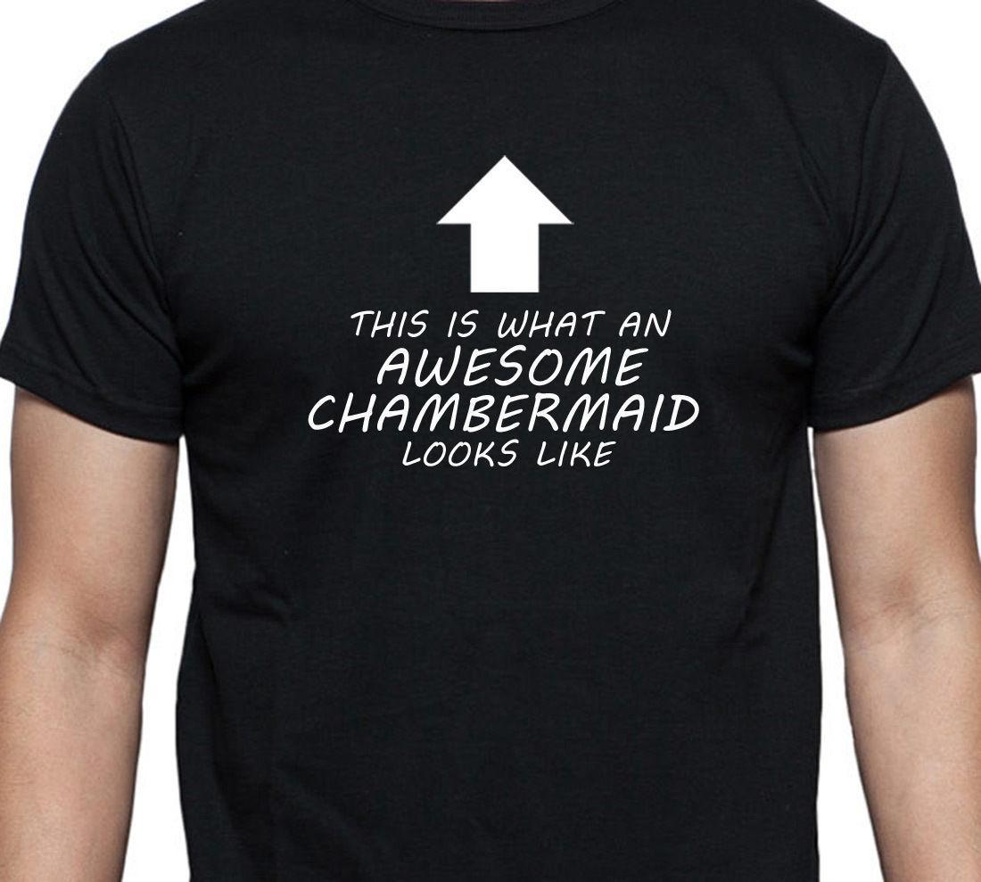 Großhandel Dieses Ist, Was Ein Ehrfürchtiger Kamermaid Wie T Shirt ...