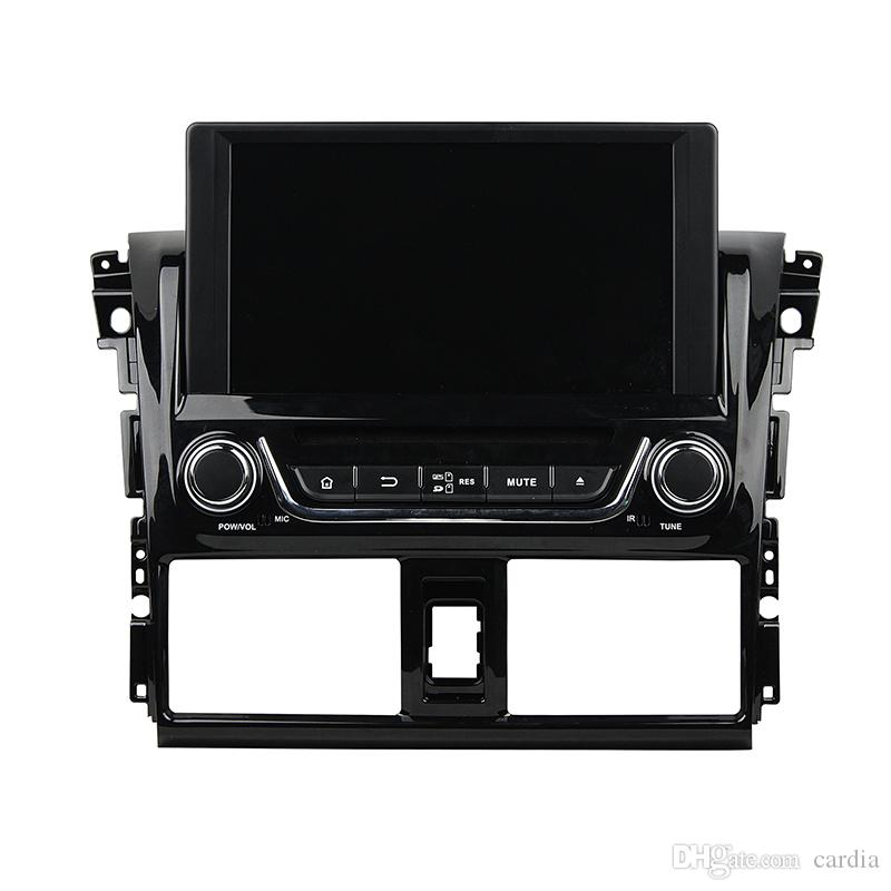 Car DVD player for Toyota Yaris 8inch 2GB RAM Andriod 6.0 Octa core with GPS,Steering Wheel Control,Bluetooth