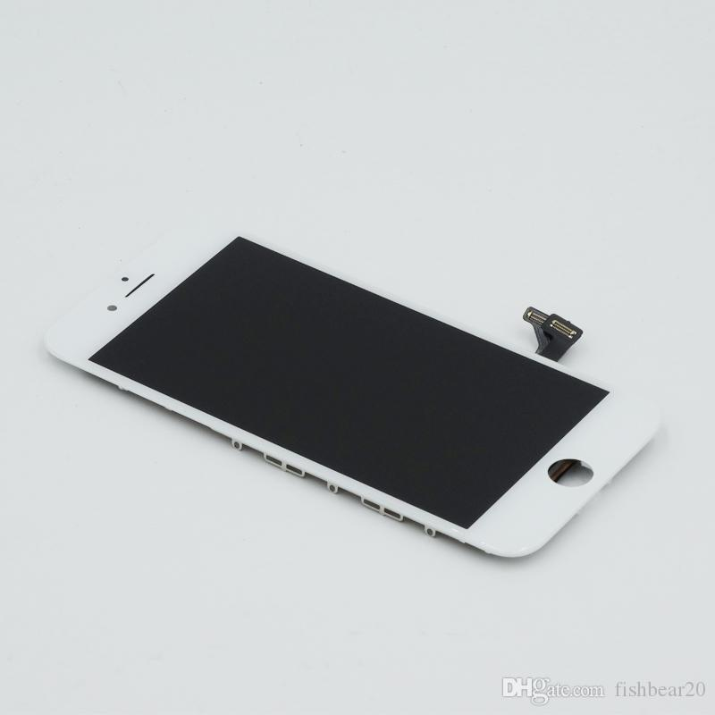 لوحة اللمس إصلاح أجزاء آيفون 8 زائد شاشة عرض LCD محول الأرقام استبدال الجمعية