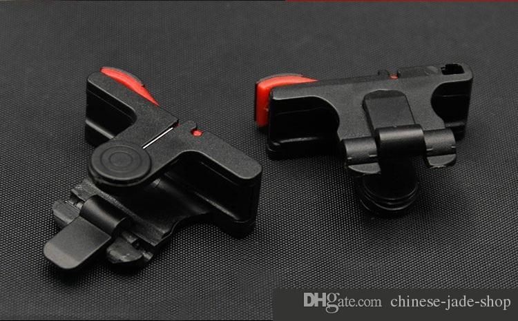 D9 Gaming Trigger Feuerknopf Zieltaste Smartphone Handyspiele L1R1 Shooter Controller Für PUBG Spiel /