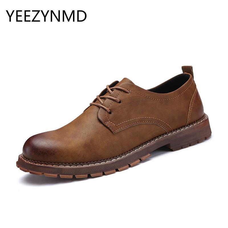 clearance footlocker pictures PU Low-Cut Lace-Up Men's Oxfords best store to get cheap price buy cheap supply oeeABsj