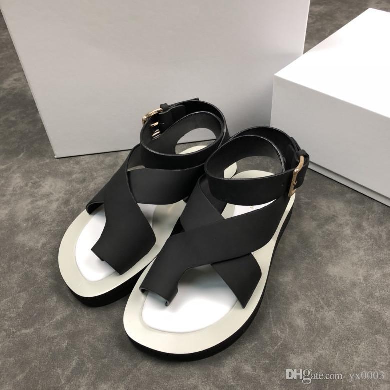 e44f7eae19da Luxury Brand Summer New Fashion Women s Beach Race Runner Sandals ...