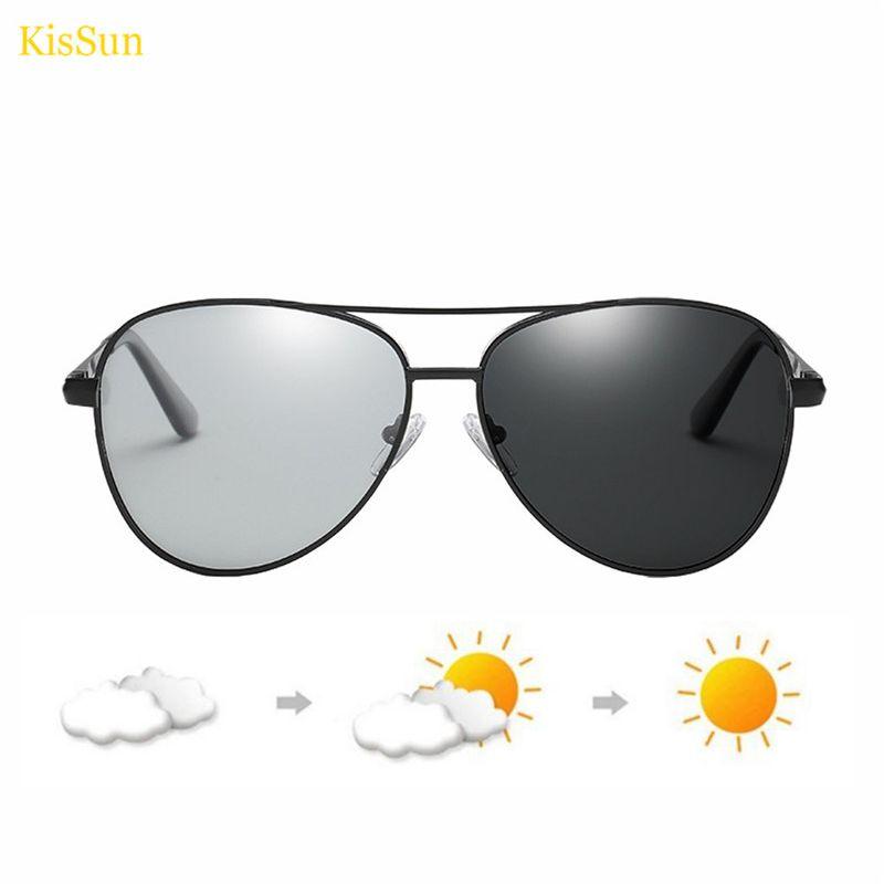 67e92561d6 Wholesale Photochromic Sunglasses Men Polarized UV400 Photochromic  Sunglasses Night Driving Eyeglasses For Man Glasses Polarized Gray Lens  Bolle Sunglasses ...