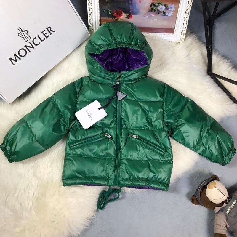 a88d04174 Children Down Baby Coats Jackets Girl Middle Length Paragraph ...
