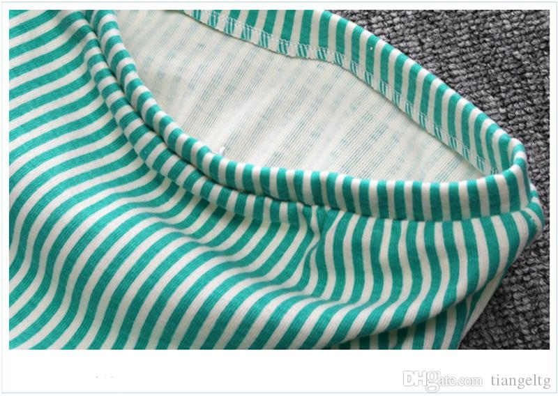 New Baby Summer Briefs 100% Cotton Girl Boy Shorts Stripes Bakery Pants Elastic Band Breathable 12M-4T