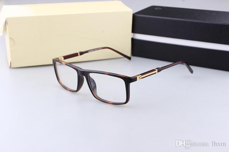 MB551 Brand New Eye Glasses Frames for Men Glasses Frame TR90 Optical Glass Prescription Eyewear Full Frame