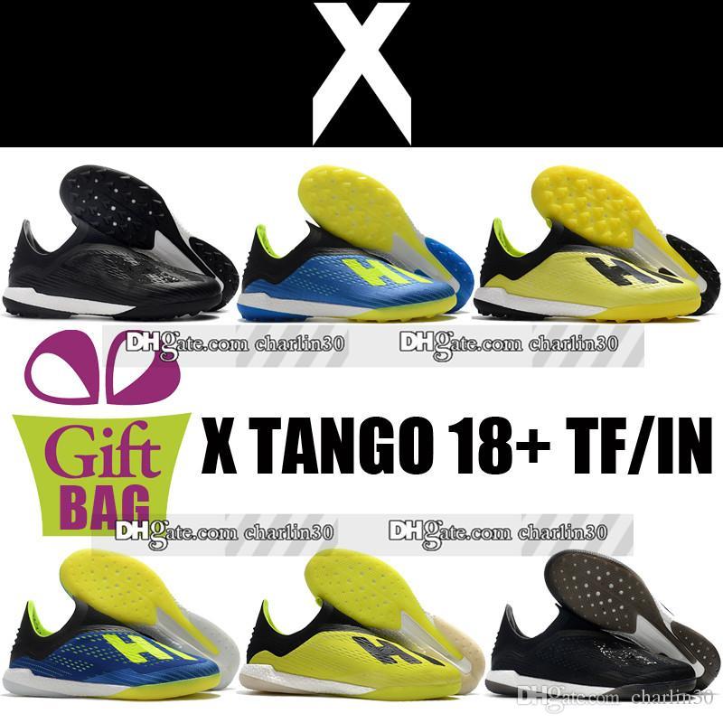 X Para De Nuevo Tf 2018 Entrenadores Tango Barato Originales En Alto Ic Zapatos Fútbol 18 Botas Hombre Césped zMjUVqSpLG