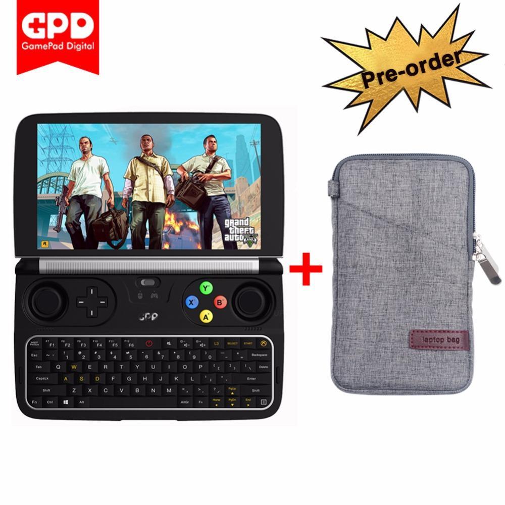Pre-sale New GPD WIN 2 Handheld Game Console Pocket Mini PC Computer Laptop  Not6 inch Screen Win 10 8GB/128GB SSD GPD win2