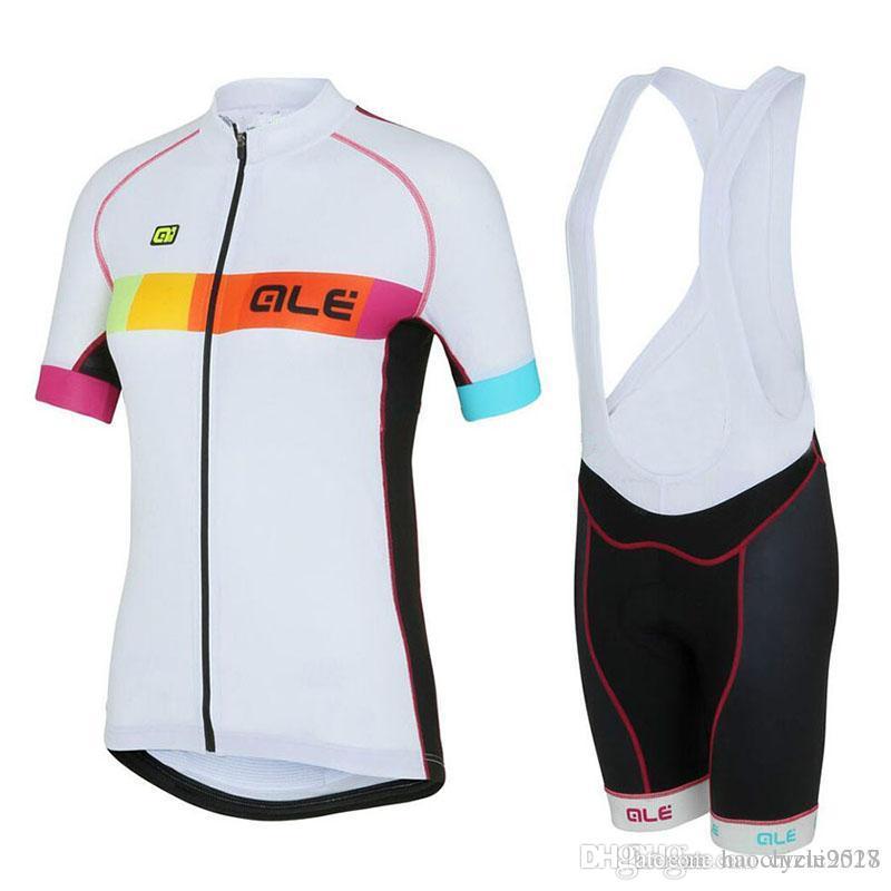 c2b54918d 2018 Top Fashion Hot ALE Cycling Clothing Breathable Anti Uv Bike Clothes  Women Mountain Uniforms Set Quick Dry Jersey Wrinkle Bib Shorts Cycling  Pants ...