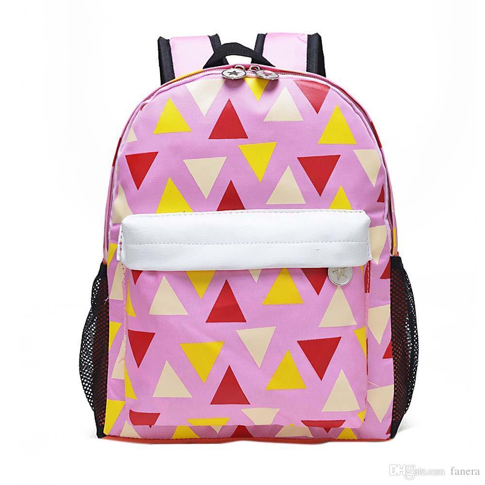 1974c91abd6 Wholesale High Quality Student School Bag Backpack Cute Fashion Toddler  Shoulder Bag Travel Softback Women S Backpack Kids Gift Hot Sa One Strap  Backpack ...