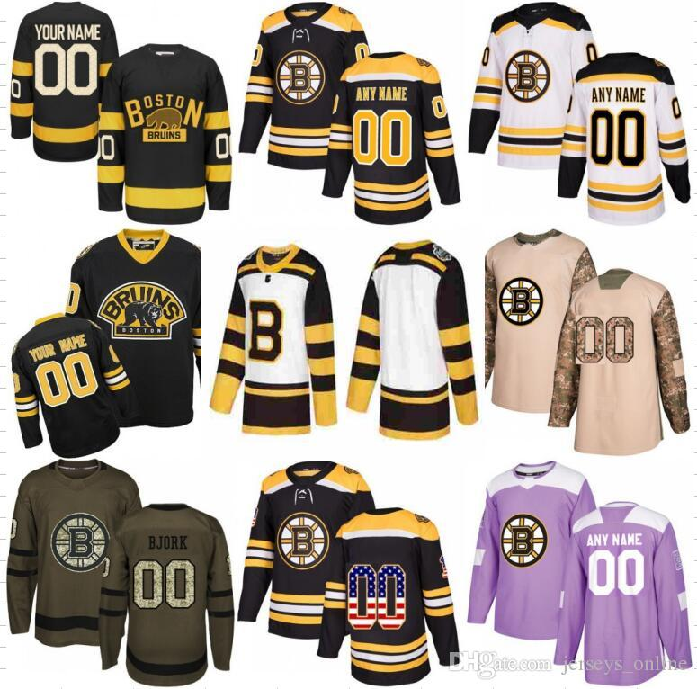 873f7e19f 2019 Mens Women Youth Boston Bruins 2019 Winter Classic 40 Tuukka Rask 37  Patrice Bergeron Jake DeBrusk 73 Charlie Mcavoy Hockey Jerseys Stitched From  ...