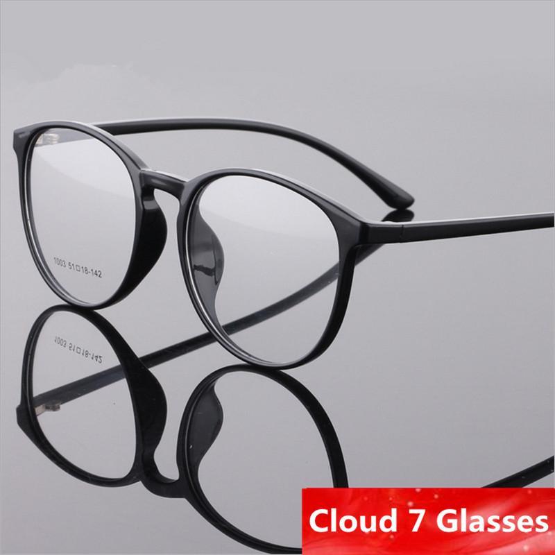 Großhandel Neue Ultralight Quadratische Große Brille Rahmen Tr90 ...