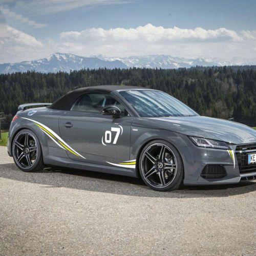 A Pair Vinyl Auto Waist Line Decal Racing Stripe Car Sticker Emblem For BMW Audi