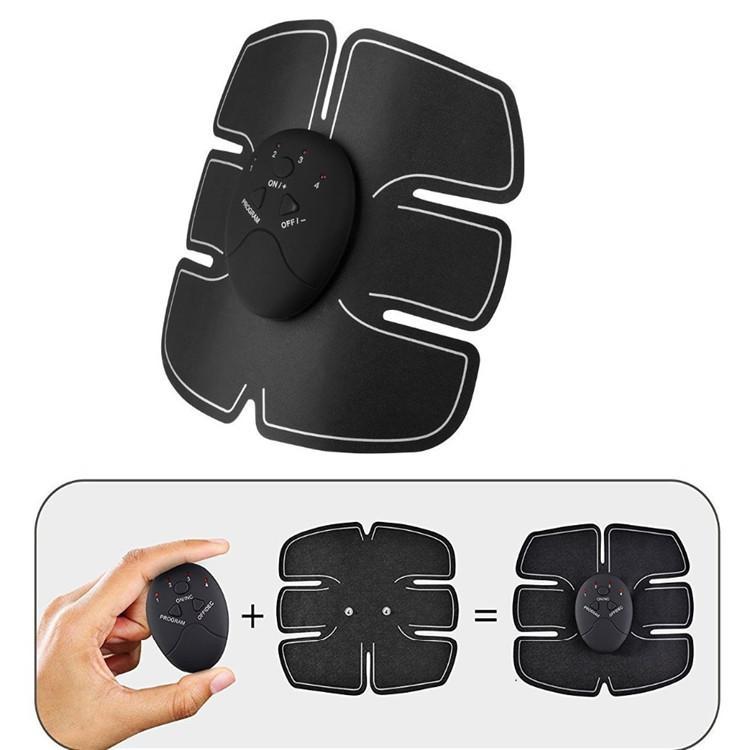 Hot Bauchmuskeltraining Stimulator Maschine EMS Gürtel Gym Professinal Körper Abnehmenmassagegerät Home Fitness Beauty Gear
