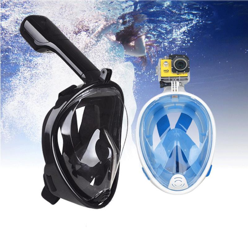 8baef21b6 Compre Máscara De Snorkel De Cara Completa