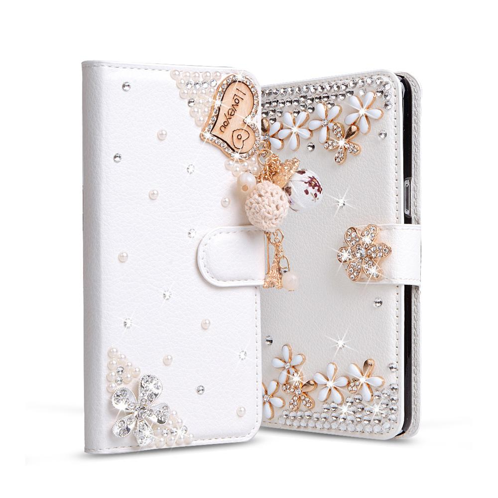 Rhinestone Cover For Asus Zenfone Max Pro M1 Zb602kl Case Flip Pu Glitter Bling Wrap Skin Xiaomi Mi Leather Zb601kl 60 Online With 2194 Piece On