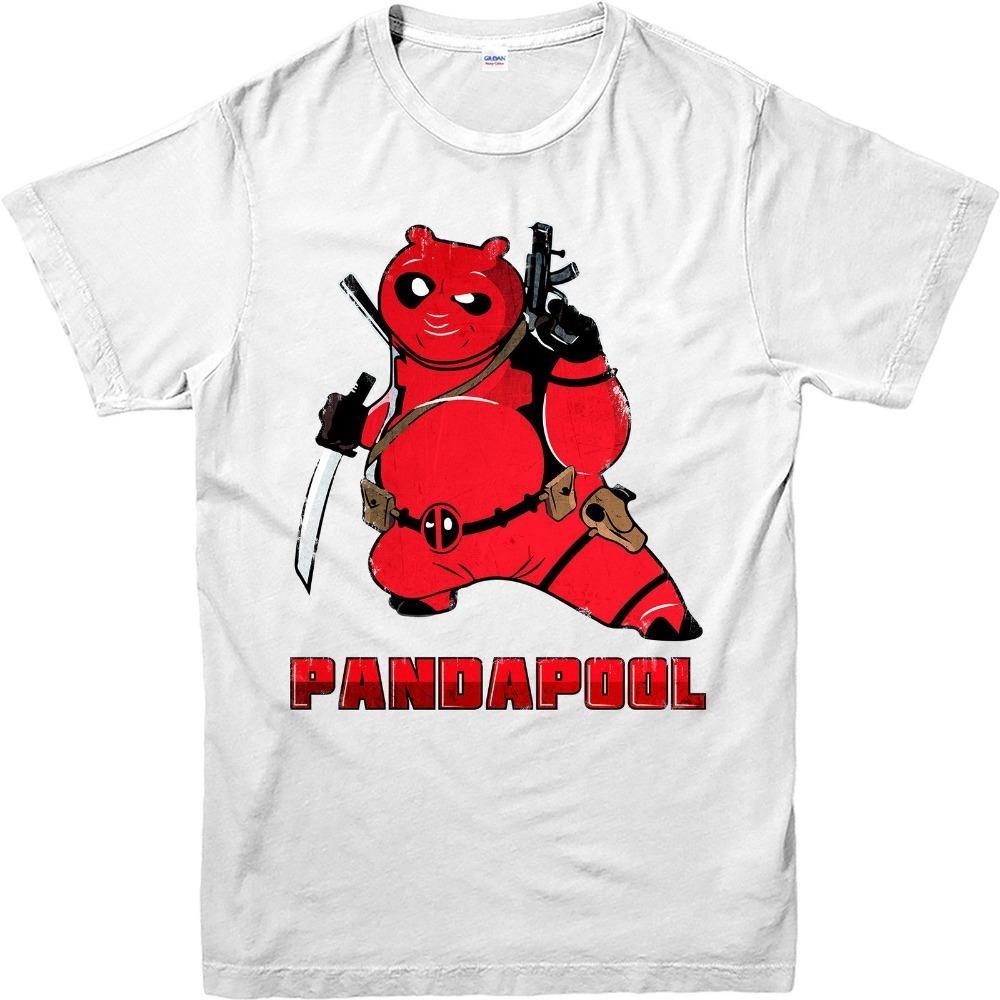 Create Your Own Shirt Design Crew Neck Kung Fu Panda Short Sleeve