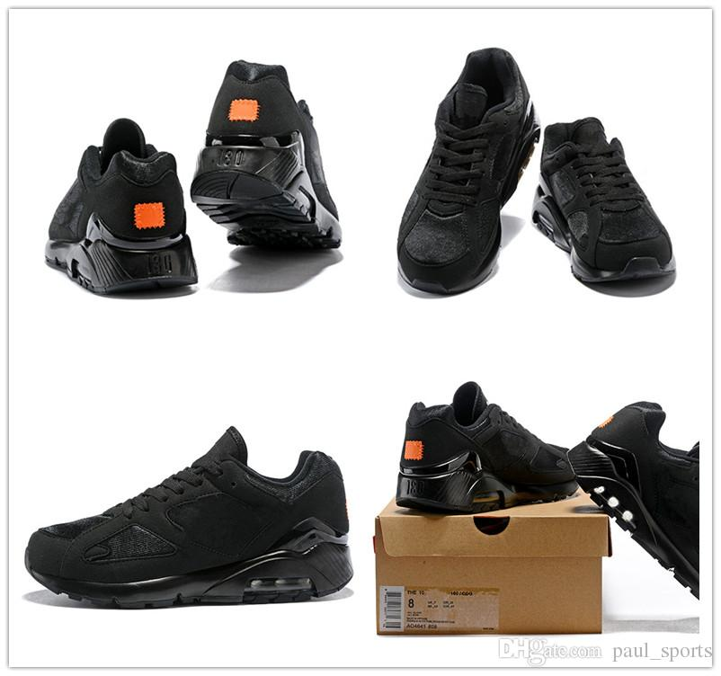 2037b9b3ea6d 2018 New 180 Ultramarine Black X White Jogging Casual Shoes for High  Quality 180s Superstar Men Fashion Training Sneakers Size 40-45 180s Mens Shoes  2018 ...