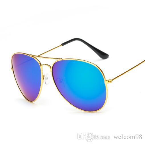 / Mix Colors Accessori moda UV Protect Sun Occhiali da sole gli occhi Regalo AL025 *
