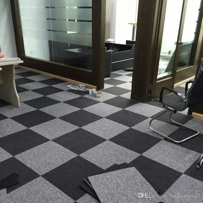 Whole Office Carpet Floor Mats Full Box Stitching Billiard Hall Commercial Hotel Kitchen Living Room Laying Lees From Humeng1