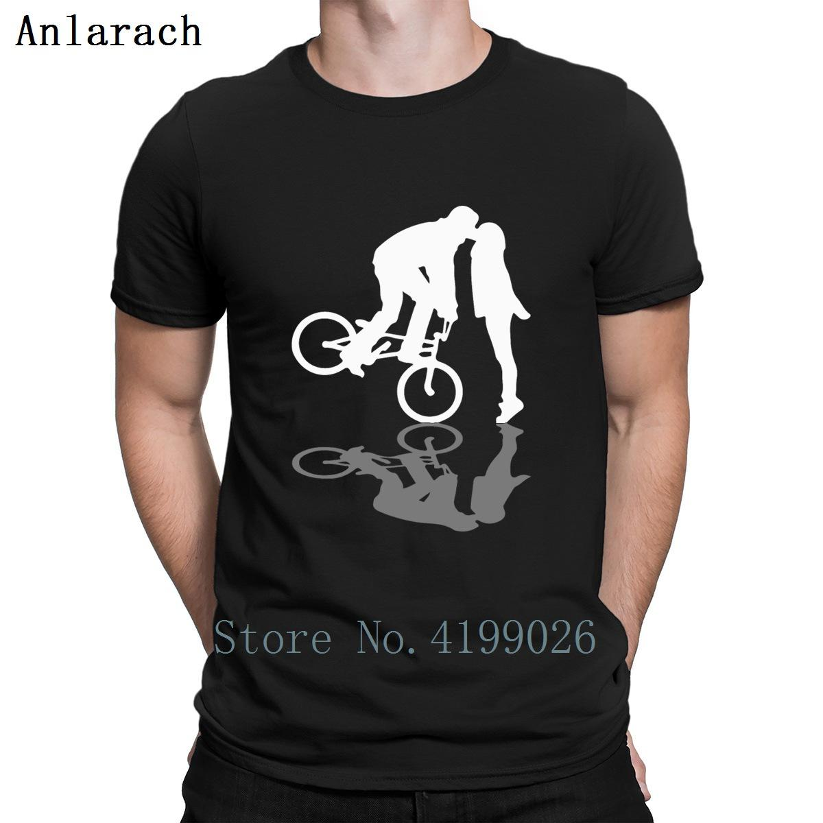 6c2ac15b Bmx Love Bicycles Tshirts Create Round Neck Spring Male Men's Tshirt Free  Shipping Tee Top Nice Anlarach Letters