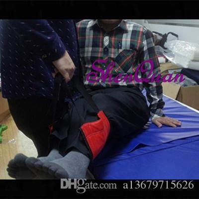 Transfer sling patient lift board belt transferring turning handicap bariatric patient medical sliding belt for wheelchair, car, bed, chair
