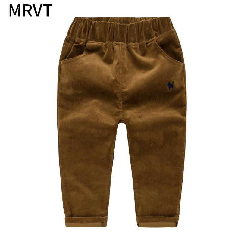 4f6a7086f Compre Pantalones Para Bebés Niños Ropa De Algodón Pantalones Largos De  Algodón Para Bebés Pantalones De Harén Niños Ropa De Pana Ocasional A  42.0  Del ...