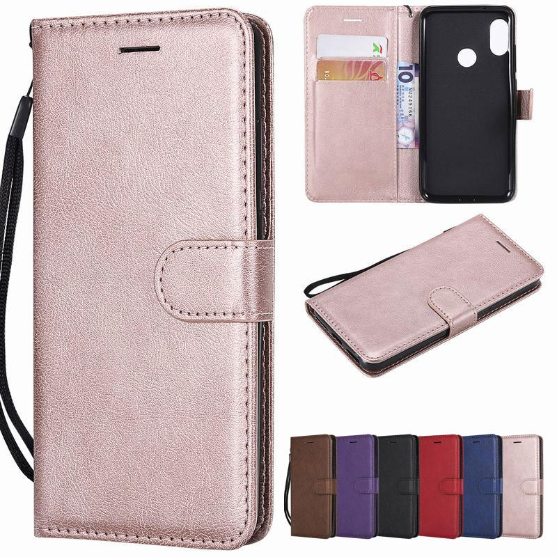 wholesale dealer 51705 5b67d Wallet Phone Case For Xiaomi Redmi Note 6 Pro Leather Flip Cover Case For  Xiaomi Mi A2 Lite Redmi Note 6 Pro