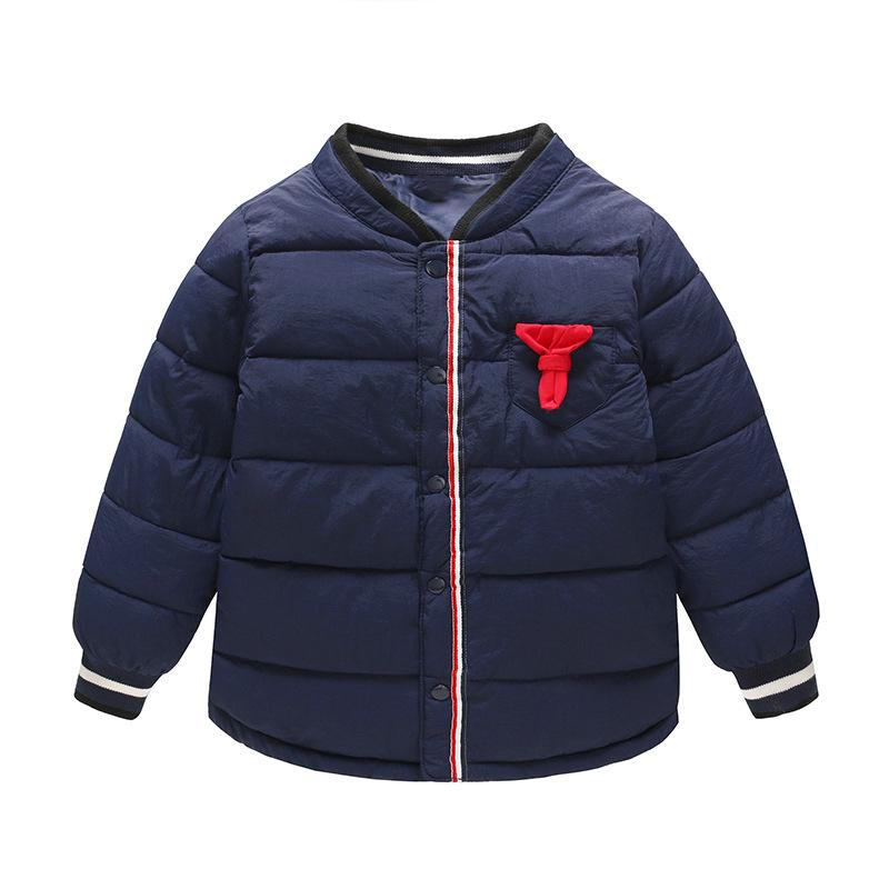 54c659d5a7f0 Fashion Winter Warm Child Down Coat Windproof Baby Clothing Boys ...