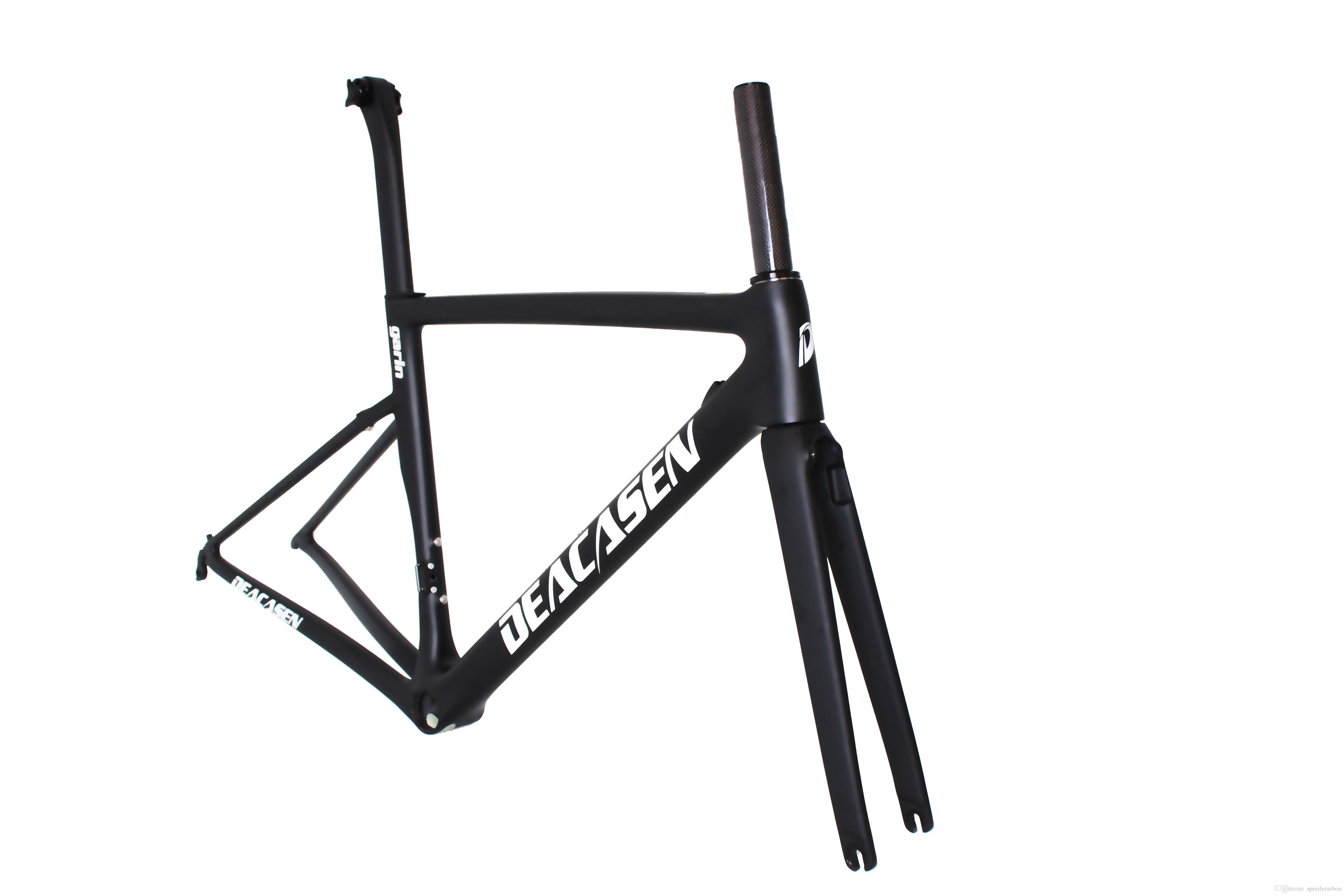 2018 Newest Carbon Road Bike Framebicycle Frameset Include Fork ...