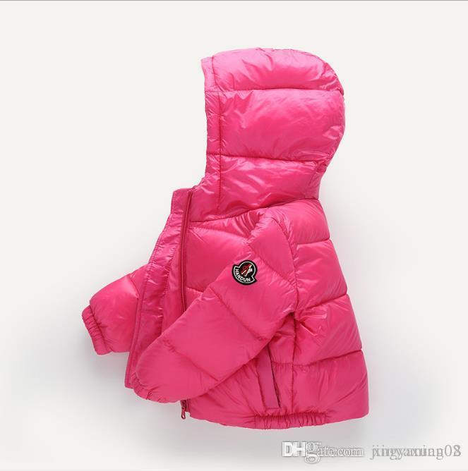 56c7420cb Tr08 Brand Kids Coats Boys And Girls Winter Coats Childrens Hoodies ...