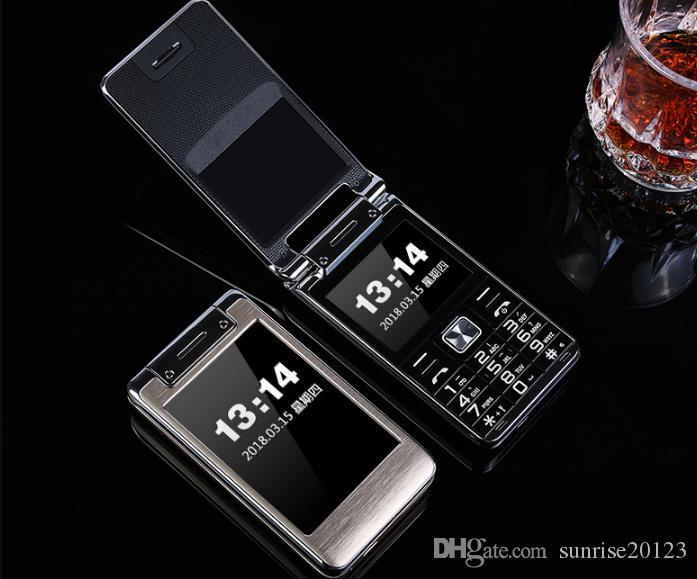 G20 flip camera multi-color screen dual card dual standby, student ladies online mobile phone mobile Unicom