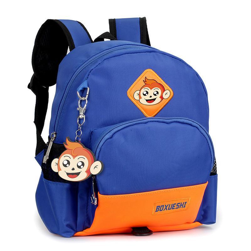 8e3e351742 Fashion Children School Bags Cartoon Backpack Baby Toddler Kids Book Bag  Kindergarten Boy Girl Backpacking Mochila Infantil Y18100705 Rolling  Backpack ...