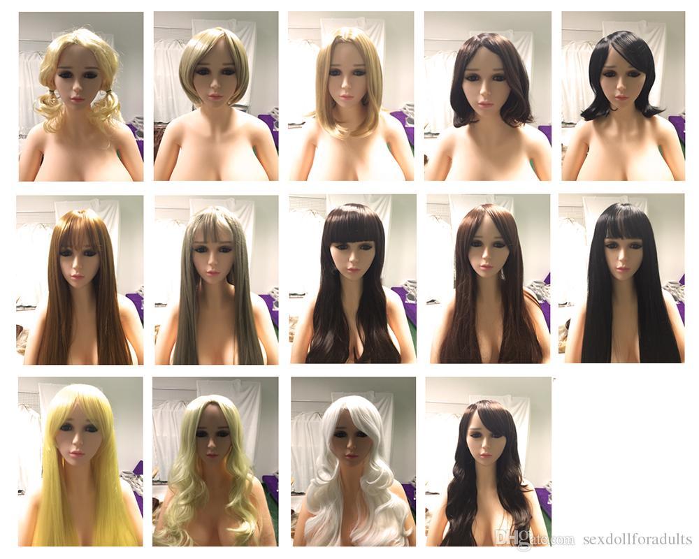2018 Nuove bambole orali realistiche giapponesi del sesso del silicone le bambole del sesso