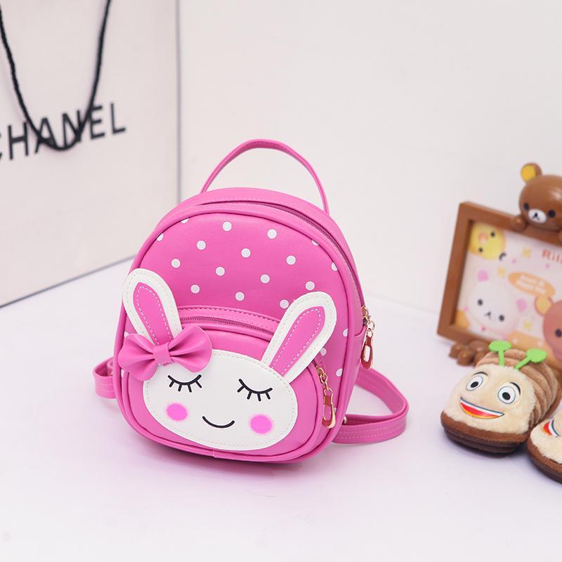 ab30852fd63 Children Cute Rabbit Princess School Bags Girls Rucksacks Kindergarten  Toddler Backpack Baby Mini Toys Backpack Kid Bags Gym Bags For Men School  Bags For ...