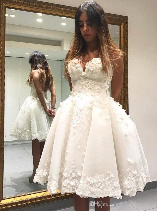 Dreamy Sweetheart Sleeveless Lace 3d Florals Appliques Lace Beaded ...
