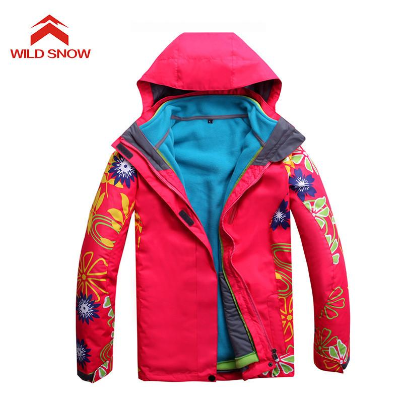 2019 New Fashion Winter Ski Suit Women Brands Ski Jacket Professional High  Quality Snow Warm Waterproof Windproof Printed Skiing Suit From Longanguo 87759a60b