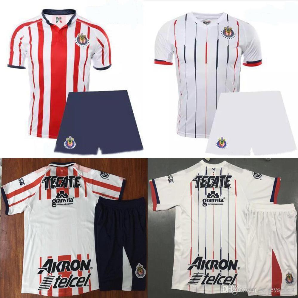 be42c6a4e9b Sports Mem, Cards & Fan Shop Soccer-International Clubs Chivas de  Guadalajara 2018 Home Soccer Baby ...