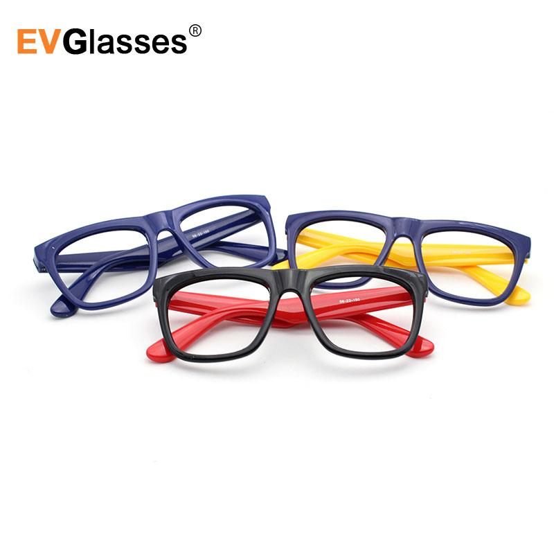 28d12be153 Eyeglasses Men Women Eyeglasses Optical For Myopia Frame Plain Retro ...