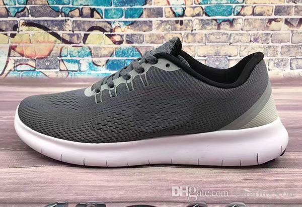 sale retailer bbc7b 29105 Compre Nike 2018 New Free Run 5.0 RN Malhas Dos Homens Tênis De Corrida,  Original Barato 5.0 Tecer Sapatos De Treinamento Leve Tênis Esporte Ao Ar  Livre De ...