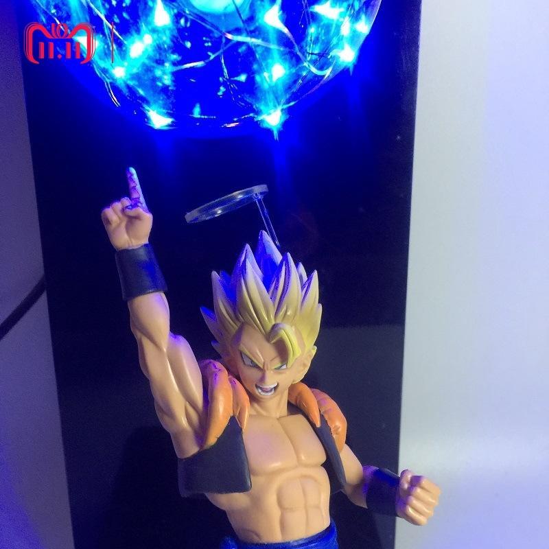 Hot Sale Dragon Ball Z Golden Shenron Crystal Ball Diy Led Set Dragon Ball Super Son Goku Dbz Led Lamp Night Lights Xmas Gift Orders Are Welcome. Lights & Lighting