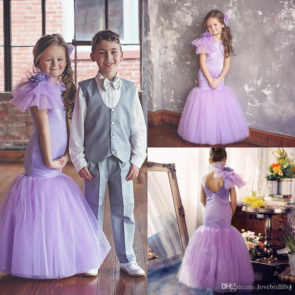 Toddler Easter Dresses Light Purple